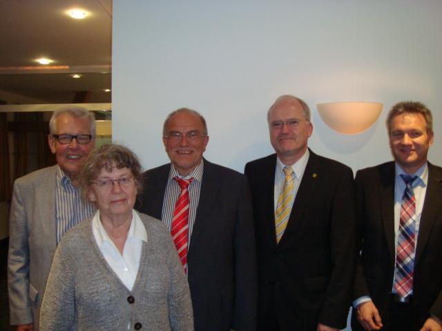 Vorstand Kreisverein 2013